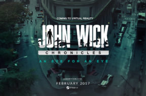 John Wick Chronicles An Eye For An Eye