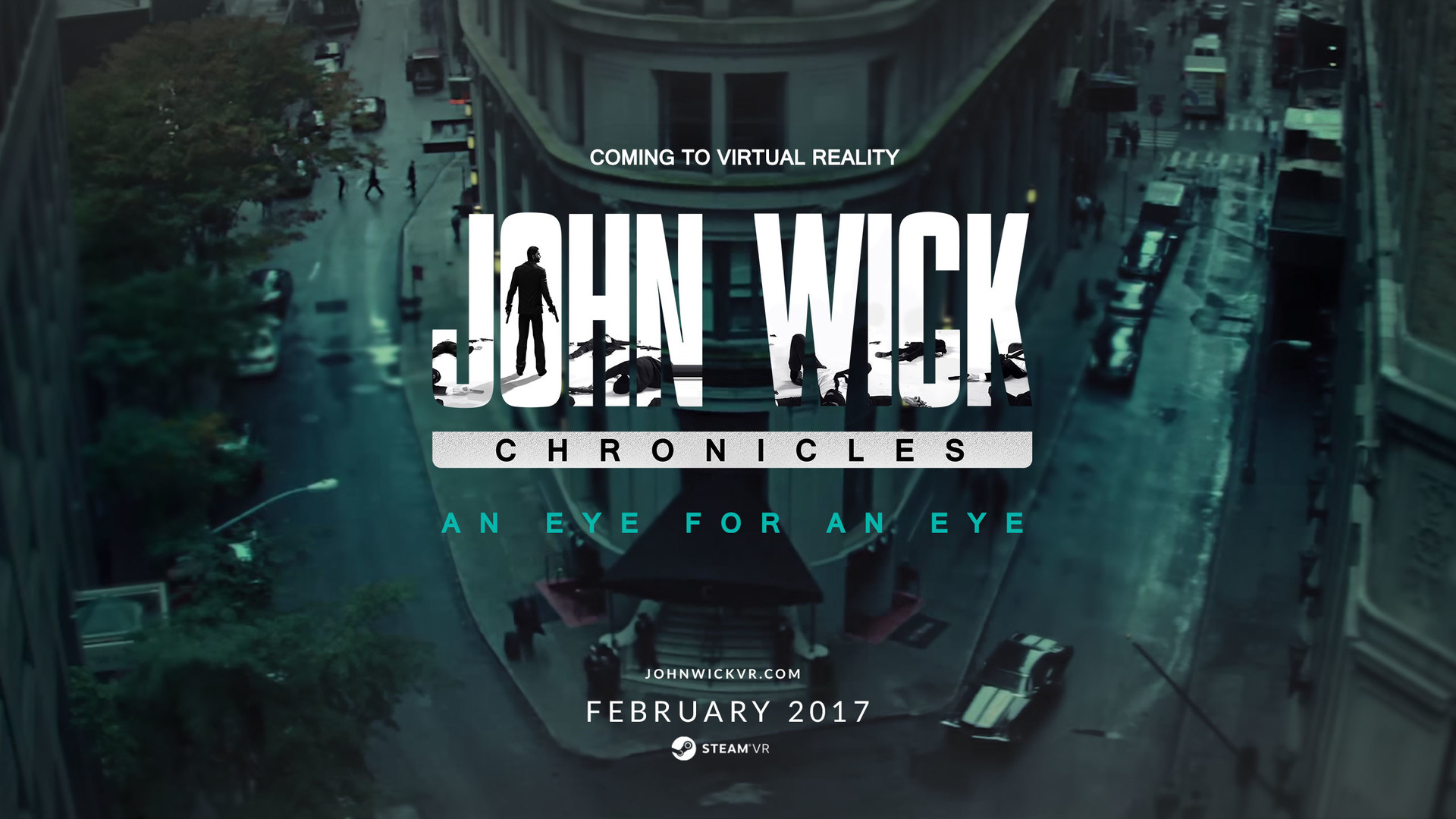 John Wick Chronicles: An Eye For An Eye VR Experience