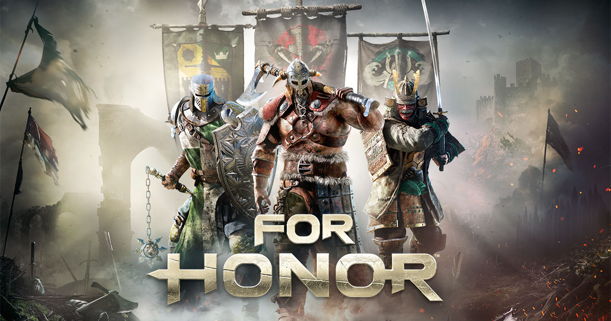 Ubisoft For Honor VR Experience Trailer