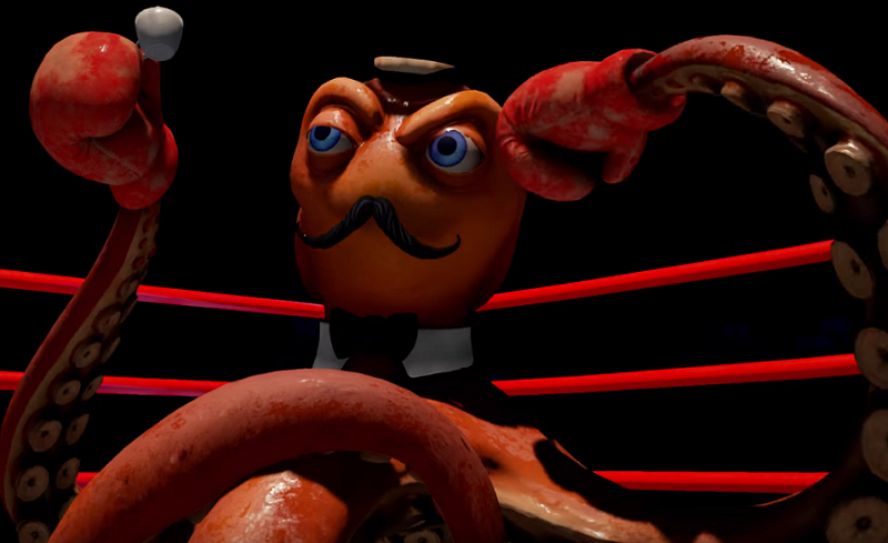 Knockout League Just Might Be The Best VR Game For HTC Vive