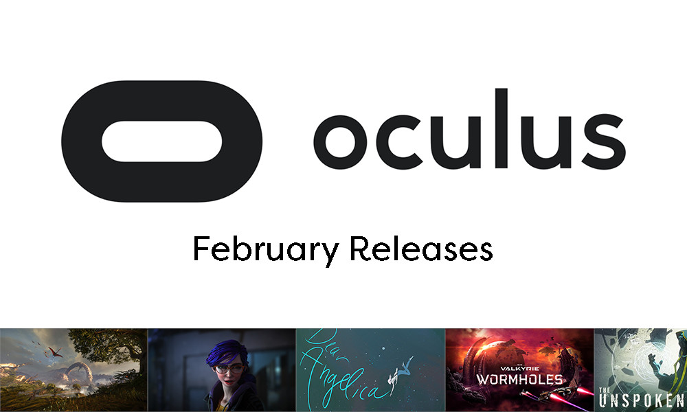 New Oculus Rift VR Games And Experiences For February 2017
