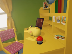 Pokemon Ash's Room VR Experience