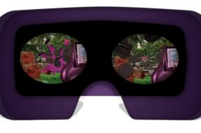 Vertebrae mobile VR advertisement