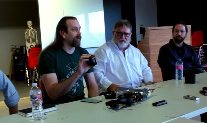 Valve VR base station sensor