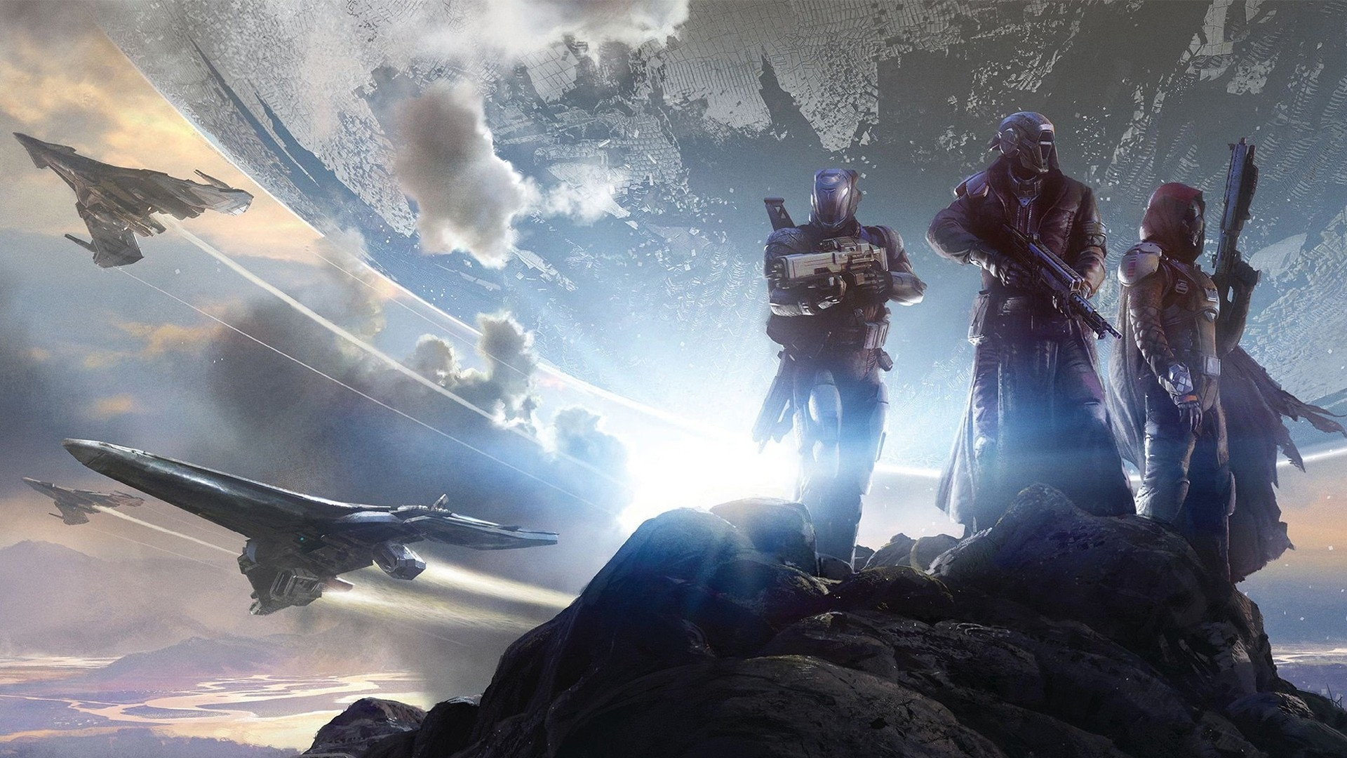 'Destiny 2' Has Been Comfirmed For Release In 2017 With Possible VR Experience