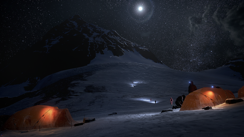 Everest VR Is Available On The Oculus Rift With New Updated Content