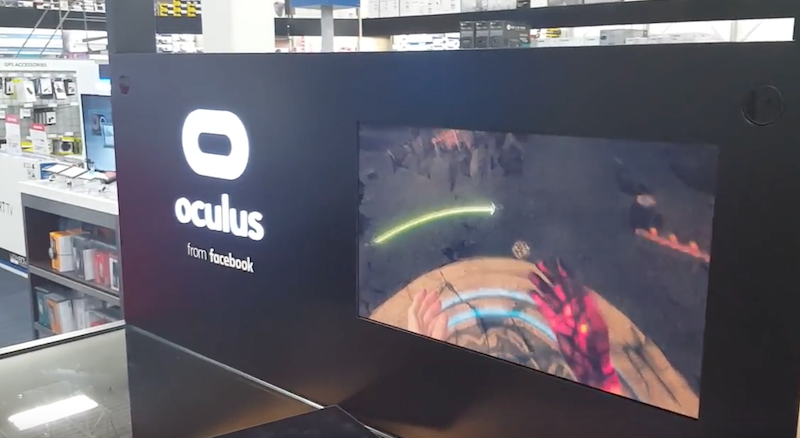 Facebook Is Shifting Market Strategies For Oculus By Closing 200 Best Buy Demo Stations