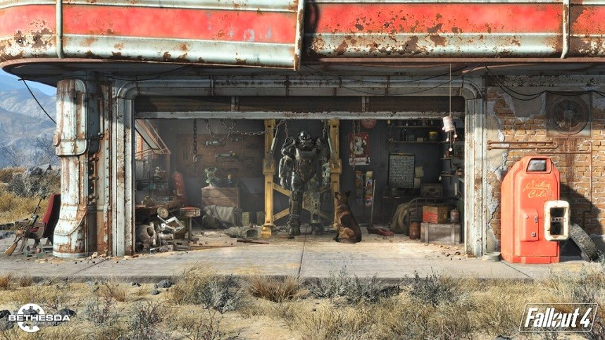 Fallout 4 VR 1.1.24.0 Steam Beta Update Comes With Scope Support