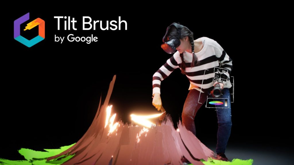 google tilt brush for oculus rift