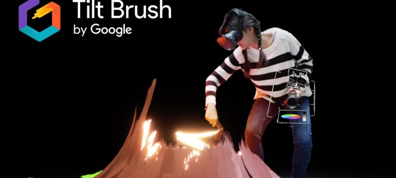 google tilt brush for oculus rift