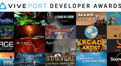 htc viveport developer awards