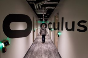 inside oculus research lab