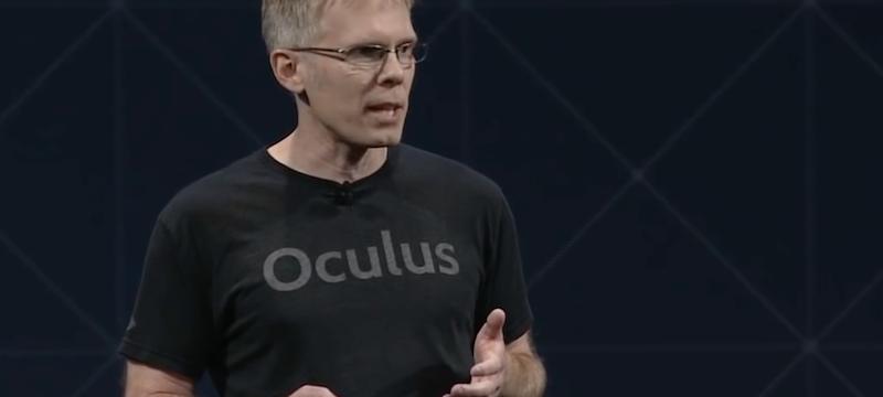 john carmack cto of oculus