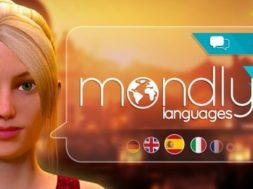 mondly vr languages