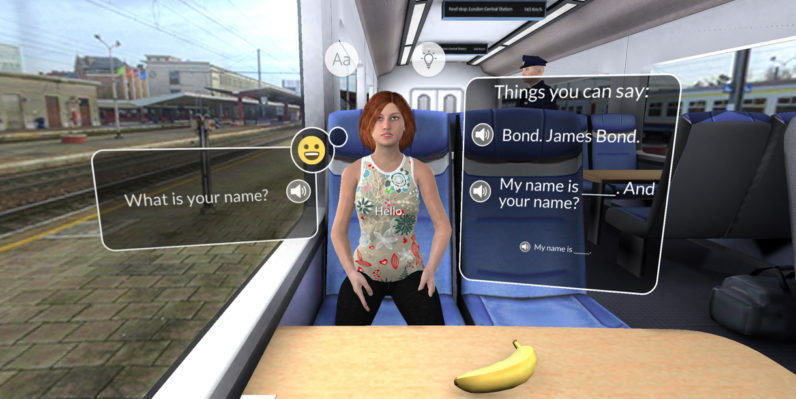 Mondly VR Is The First-Ever Language Learning VR App With Speech Recognition