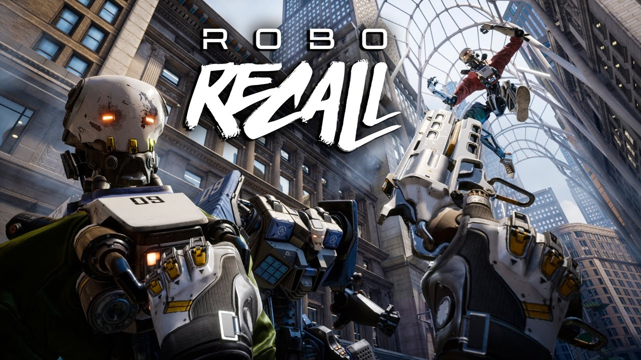 A Locomotion Mod Has Been Released For Robo Recall