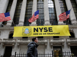 snap inc files for ipo