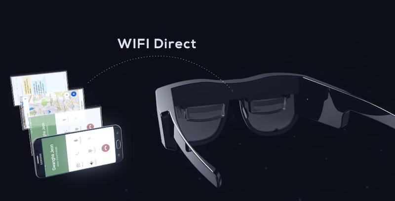 samsung monitorless pairing to smartphone