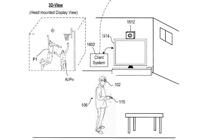 Sony Has Filed New Patents Which Reveals Room-Scale Tracking Technology For PlayStation VR
