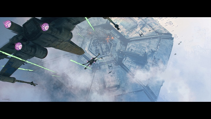 Industrial Light And Magic Utilized Steam VR Tracking To Create The Perfect VFX Shots For Star Wars: Rogue One