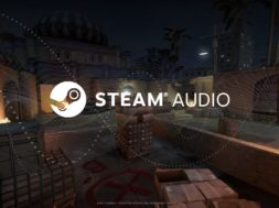 steam audio logo