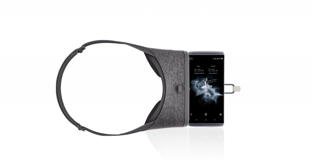 ZTE Axon 7 Now Becomes The Most Affordable Phone Compatible For Google Daydream and Nougat