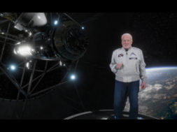 Buzz Aldrin Cycling Pathways to Mars
