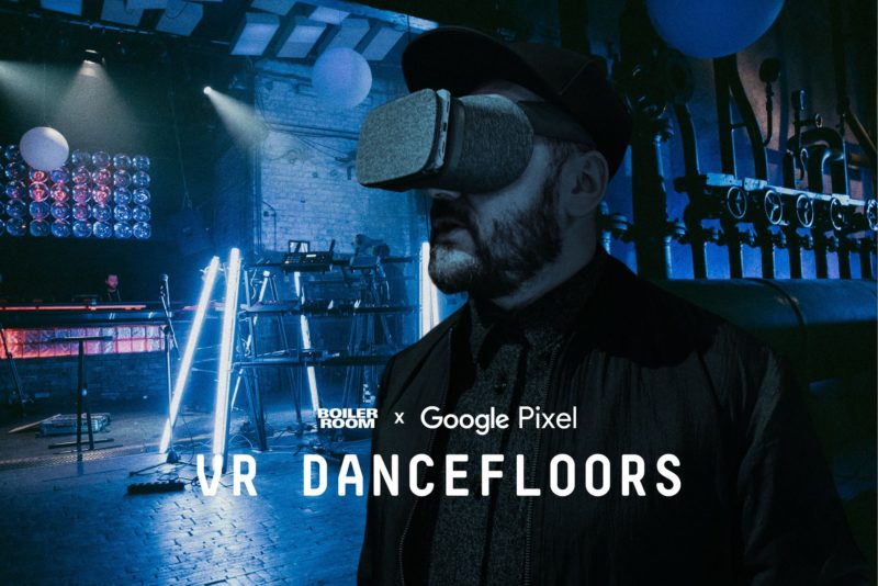 Rave in Europe's Hottest Nightclub Minus the Cost of Airfare with VR Dancefloors: Techno in Berlin