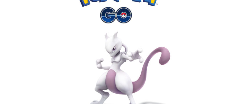 Pokemon Go Mewtwo Event
