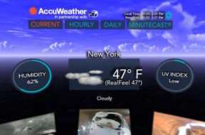 accuweather – weather for life vr app