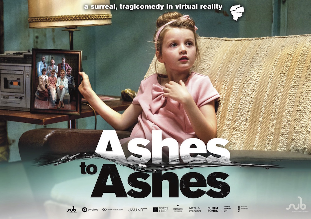 ASHES TO ASHES Is A Tragicomedy VR Film That's Sure To Spice Up Your Day