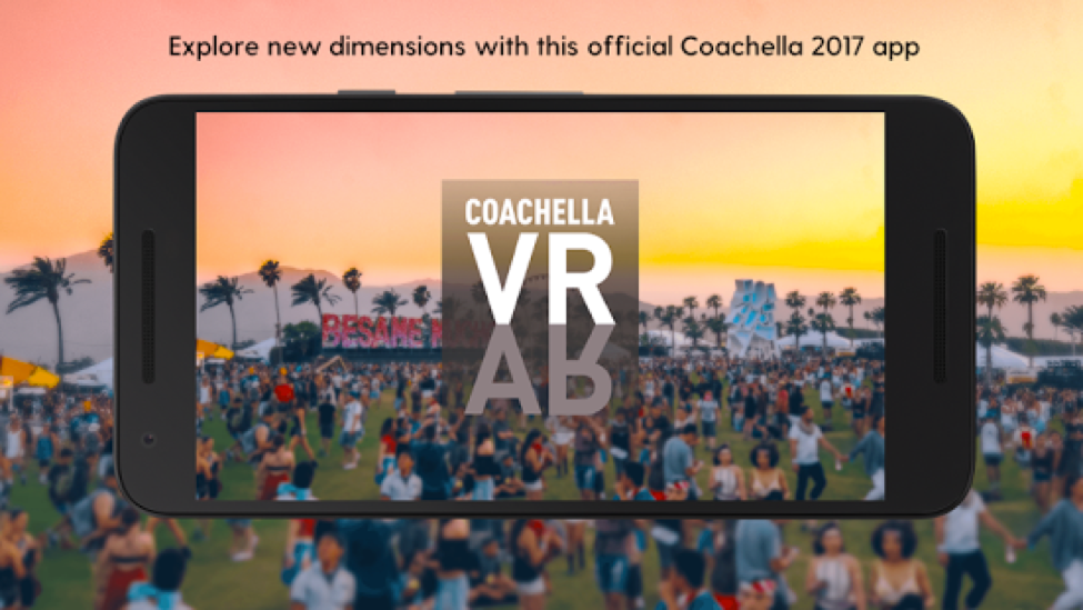 The Coachella App Now Has VR And AR Integrations
