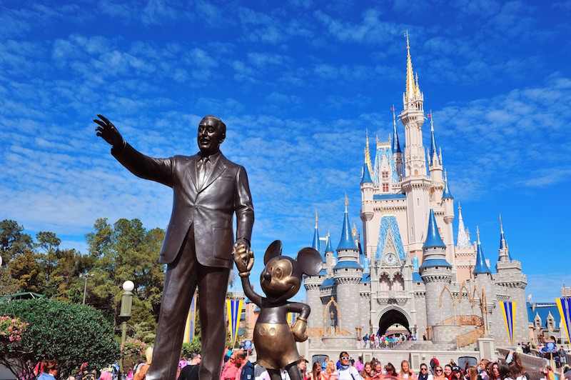 Disney Turns Down Virtual Reality For Augmented Reality Experiences