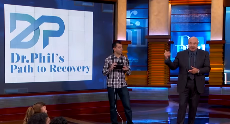 Dr. Phil Created A Virtual Reality Tool To Help Recovering Addicts