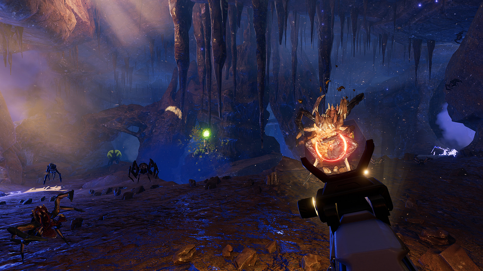 farpoint gameplay screenshot