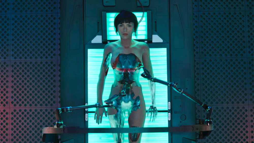 'Ghost In The Shell' VR Experience Launches This Friday