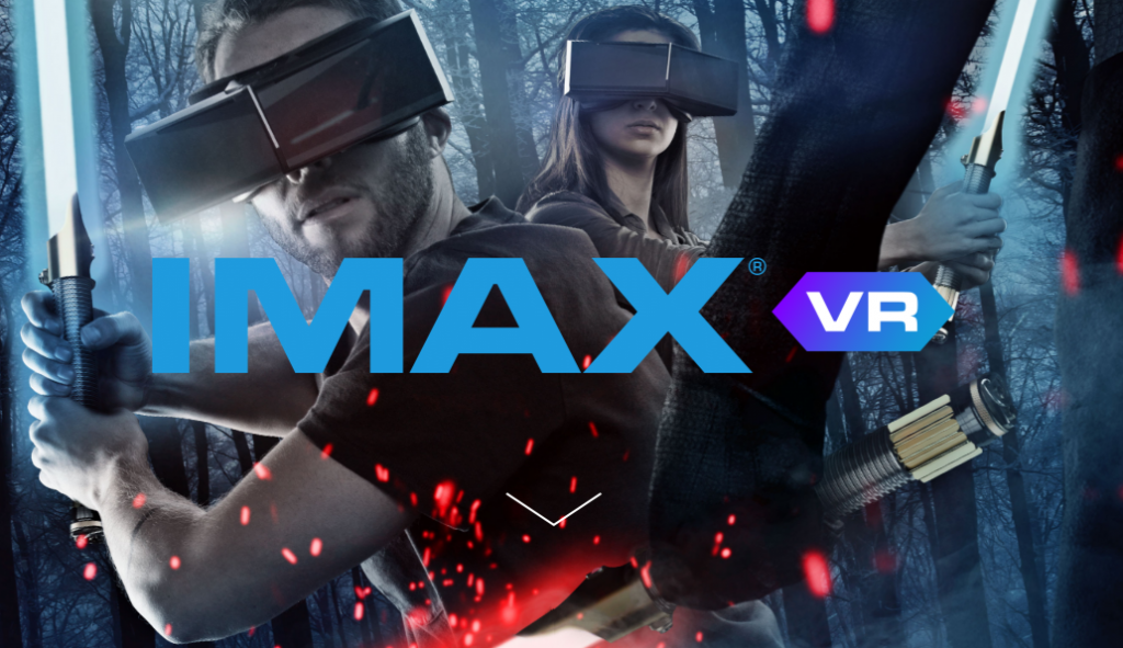 IMAX Closes Down Its VR Experience Centers