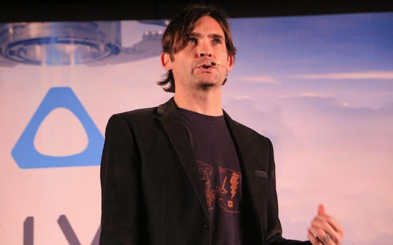 HTC Vive Joel Breton Disapproves Oculus's Business Strategies