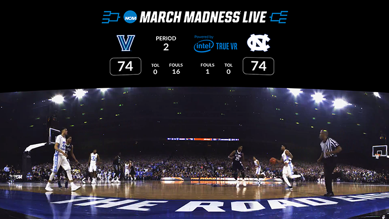 Catch This Year's March Madness 2017 Live Through Oculus And Gear VR