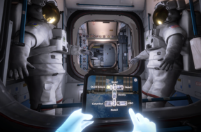 mission iss vr experience