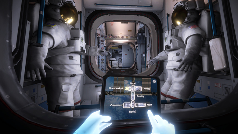 Oculus Has Officially Launched 'Mission:ISS' Where You Can Visit The Space Station In VR