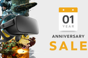 oculus one year anniversary sale