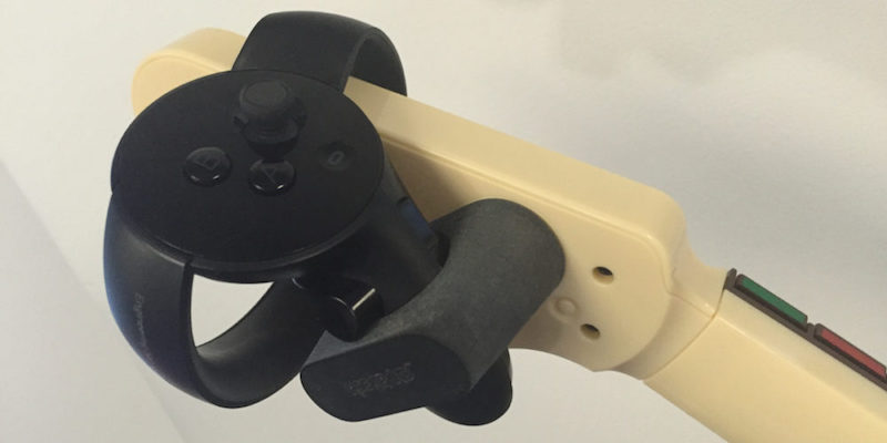 oculus touch accessory