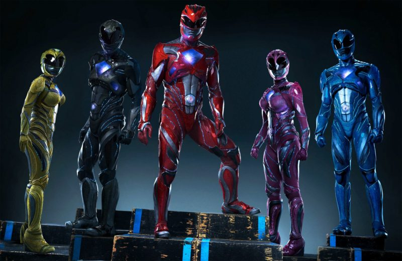 Power Rangers GO GO Mobile with ZORDS RISING
