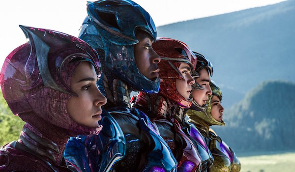Chat With The Power Rangers In Virtual Reality On March 9th