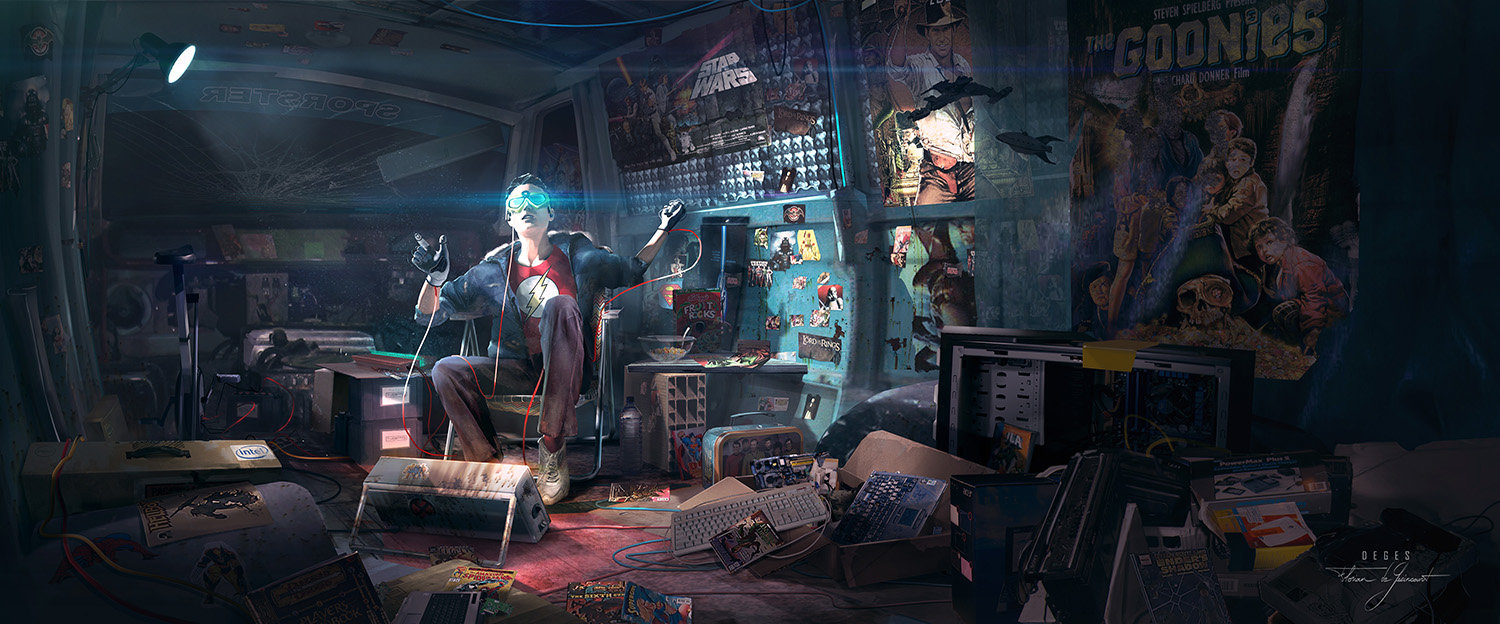 Steven Spielberg And HTC Partner Up To Bring 'Ready Player One' On The Vive