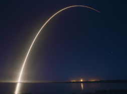 spacex echostar 23 satellite