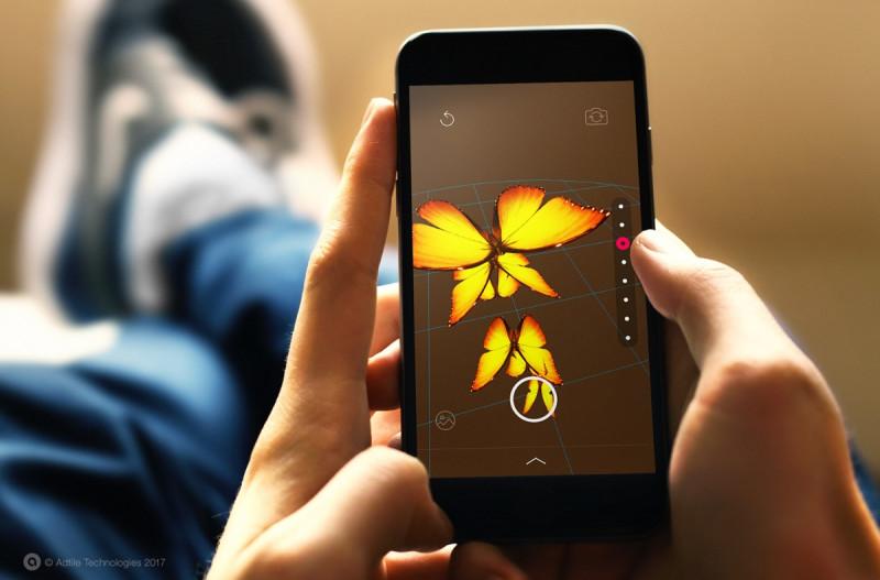 spinmagic ar app 2