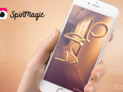 spinmagic ar app