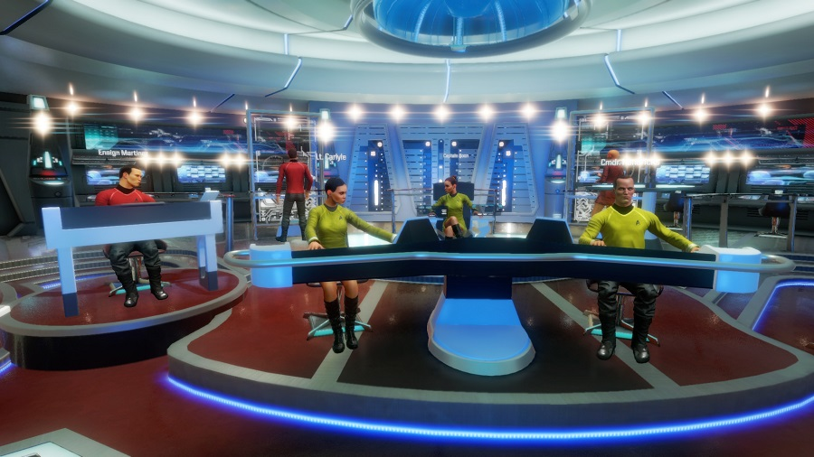 Star Trek: Bridge Crew Now Available on HTC Vive and Oculus Rift